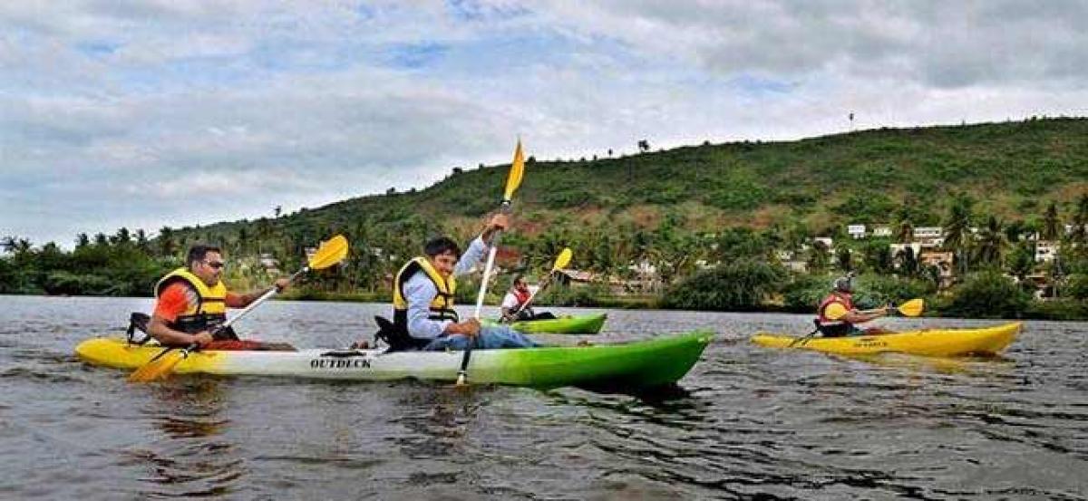 Scuba Diving, Sea Kayaking & more on Sept 27