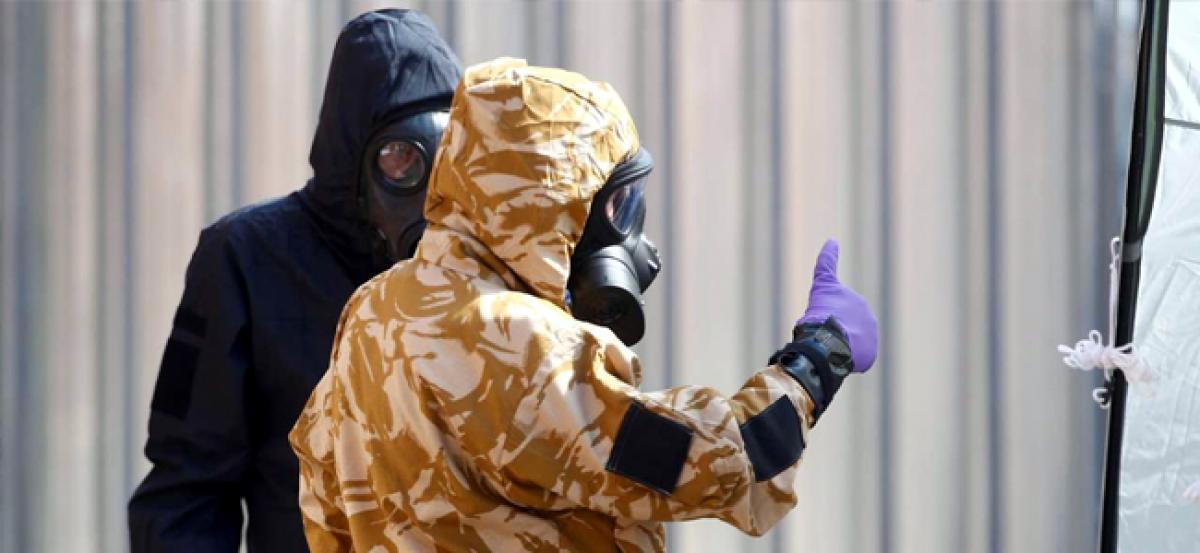 Britain: Woman exposed to nerve agent Novichok dies; Theresa May appalled