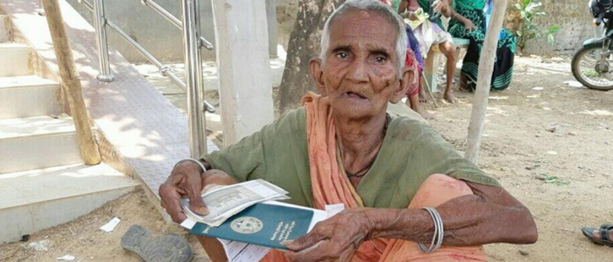 Farmers happy with Rythu Bandhu Scheme