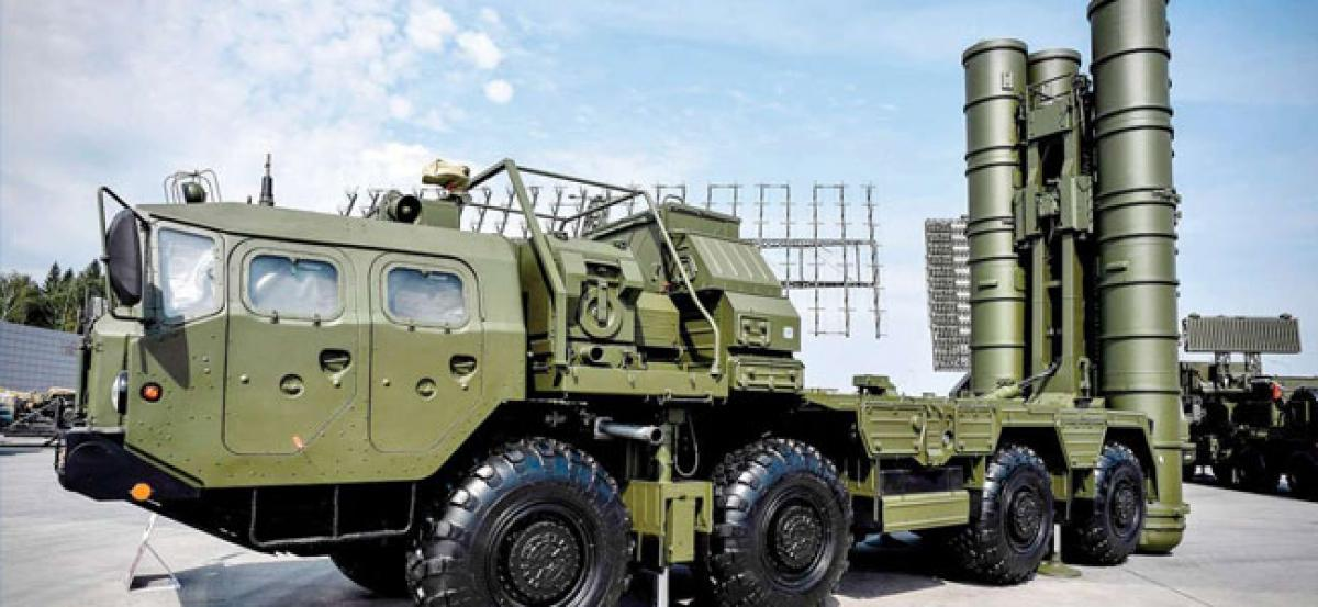 India-Russia defence deal: S-400 Triumf can launch 72 missiles simultaneously