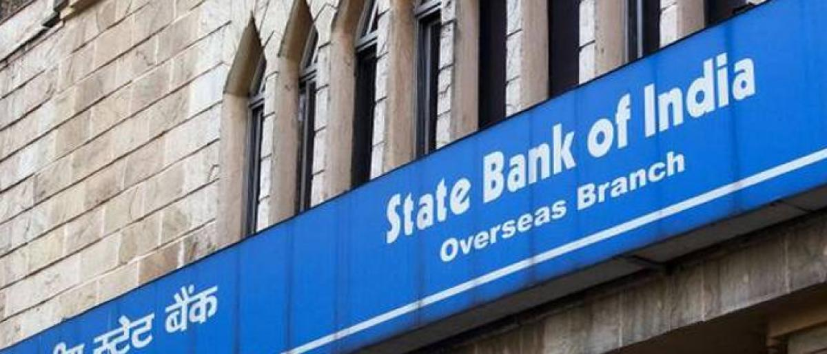 SBI posts Rs 4,876 cr loss in Q1