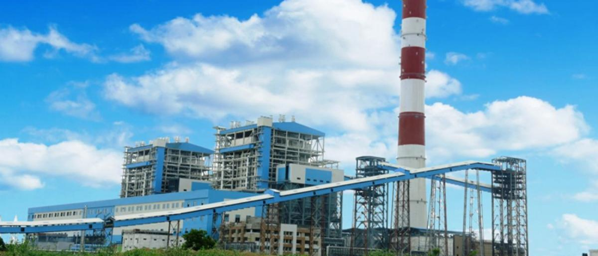 SCCL thermal plant achieves highest PLF