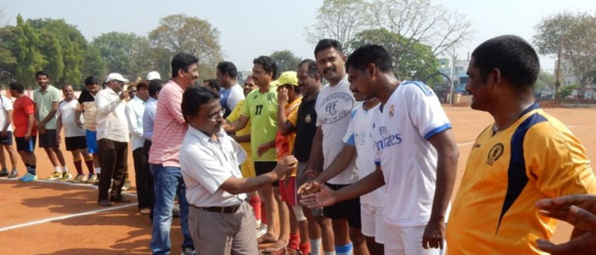 SCCL annual sports fest begins