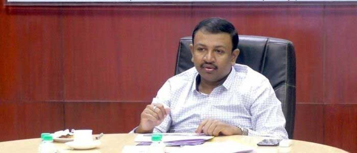 Setting up of solar plant in Ramagundam reviewed