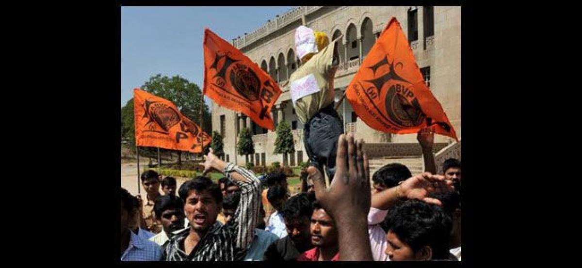 ABVP school bandh evokes mixed response