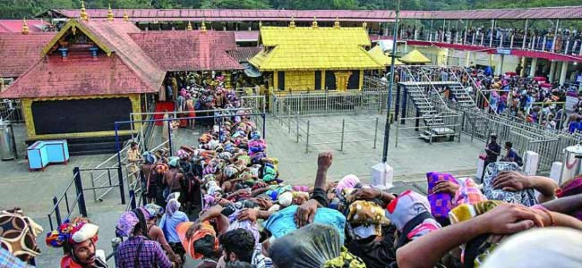 SC declines to stay entry of women of all ages into Sabarimala