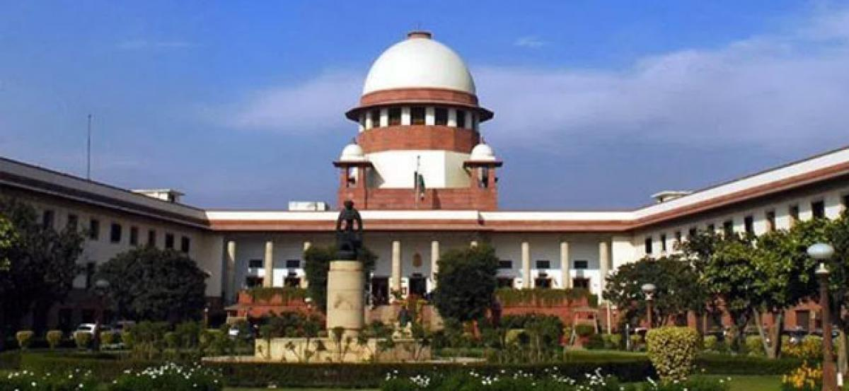 Making men liable for punishment in adultery violates right to equality: SC