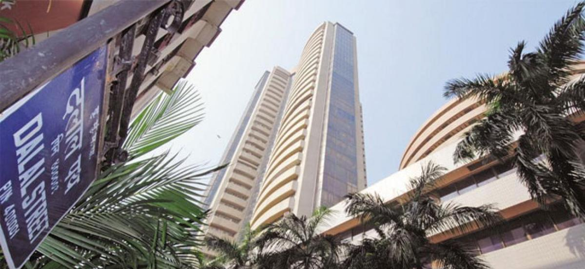 Sensex, Nifty trade higher ahead of April F&O expiry, Wipro down 3%