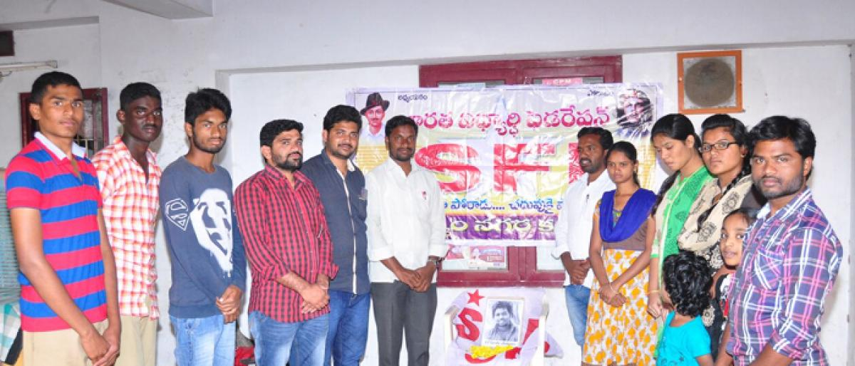 Fighting communal elements is real tribute to Rohith: SFI