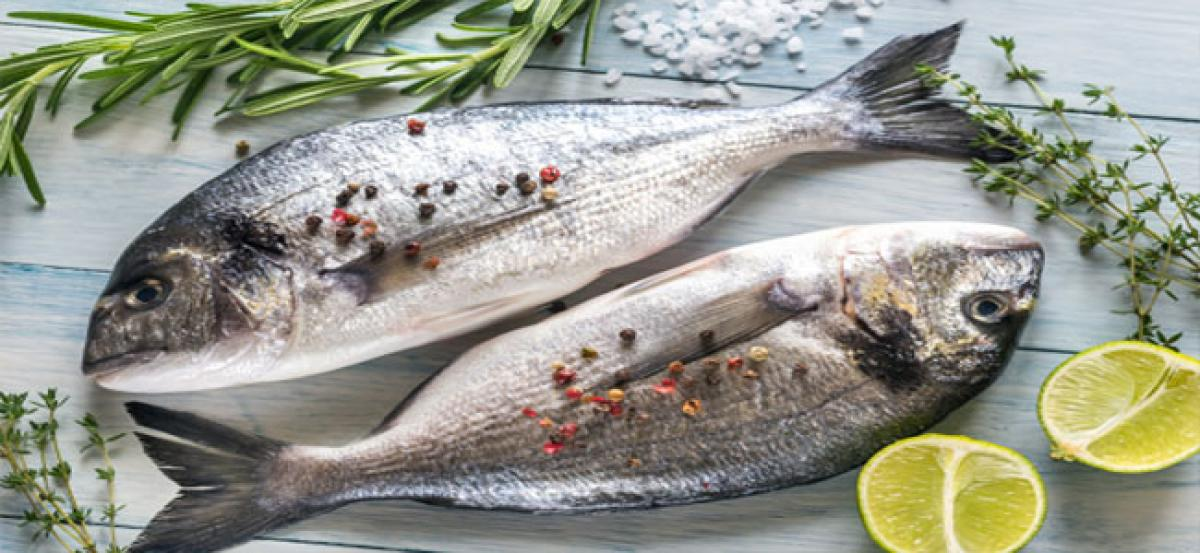 Eating fish may help prolong life
