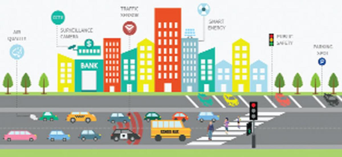 Startups eyeing Smart City projects