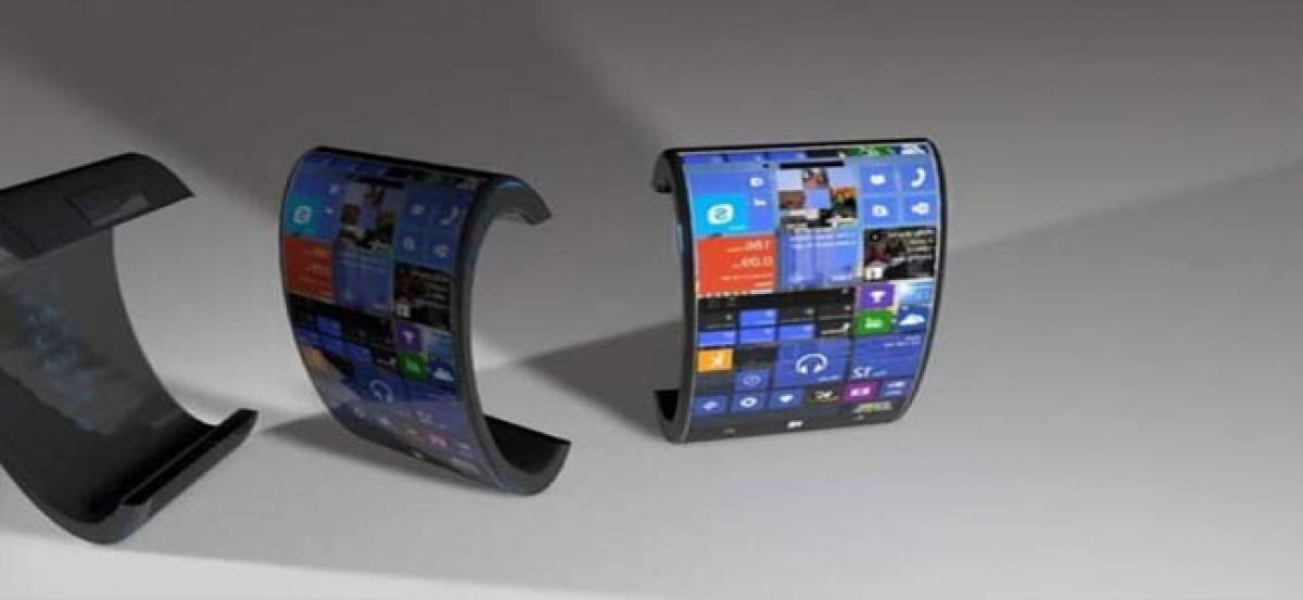 'Future smartphone circuits may be printed like newspapers'