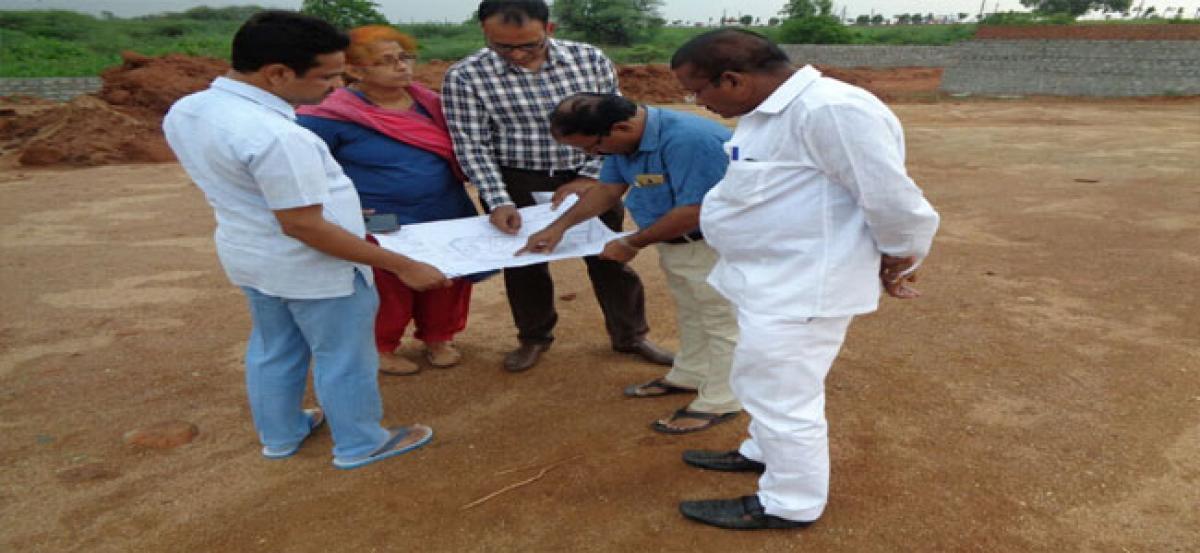 Sneha Nursery Development of Hyderabad to set up its kiosk at Siddipet