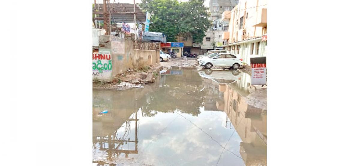 Permanent solution to sewerage overflow sought