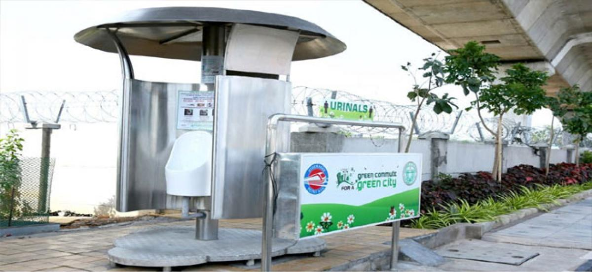 HMR to install waterless urinals at Metro Stations