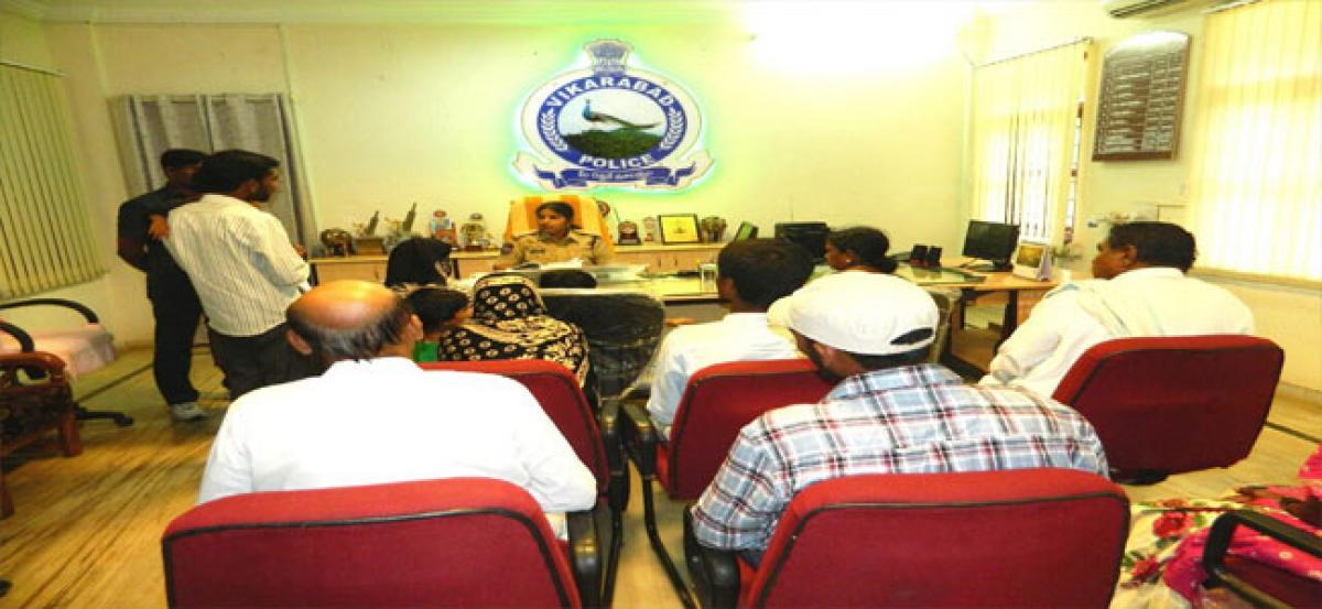 SP office receives 10 representations as part of Prajaa Vaani