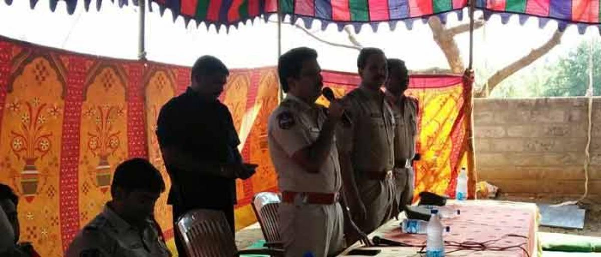 Police will protect public: DSP