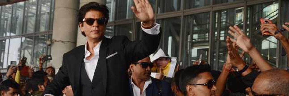 Odisha police to beef up security for SRK after Kalinga Sena threats