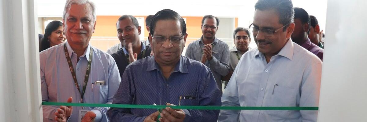 SRM AP launches its first cutting edge research lab
