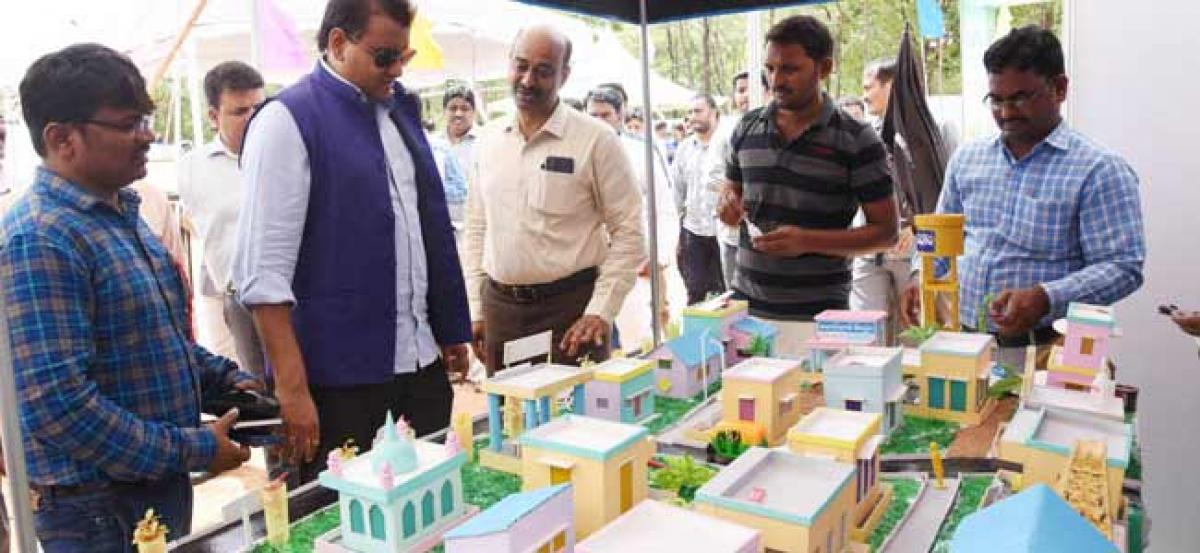 Ground breaking ceremony of Cancer Care Institute held