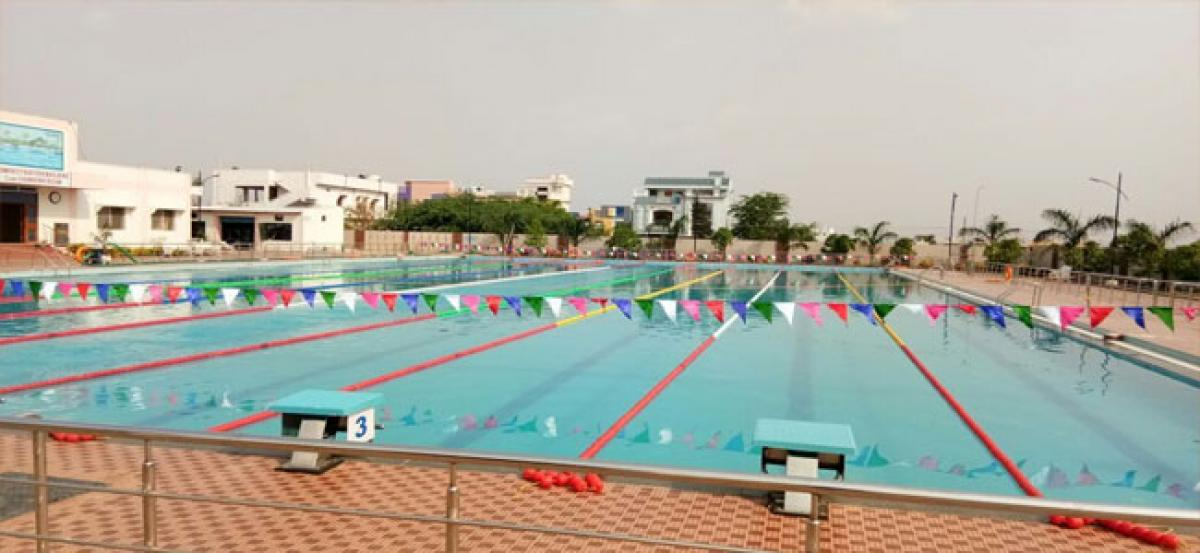 State-level swimming competitions to be launched today
