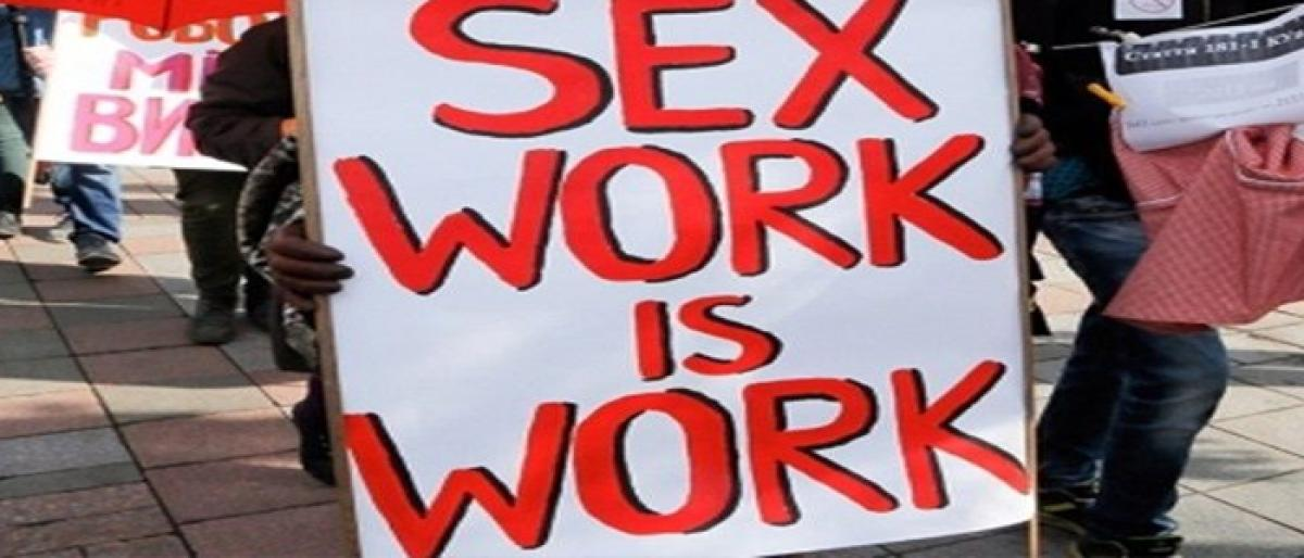 Trafficking bill mum on consenting sex workers
