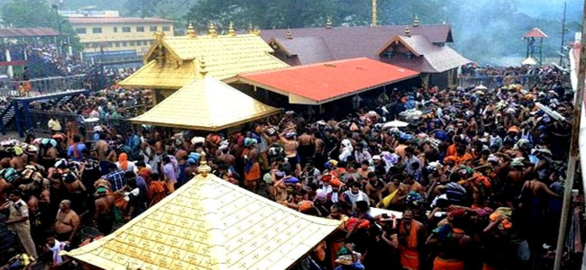 Sabarimala Temple case: Fresh plea for 50% women judges in constitution bench filed in Supreme court