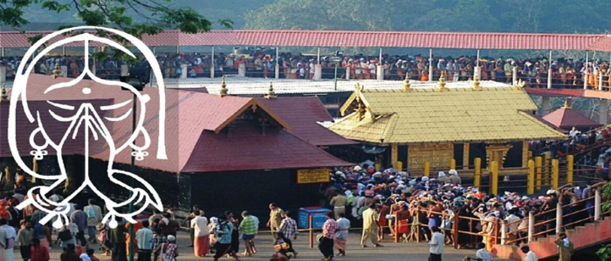Why I will not enter Sabarimala Temple