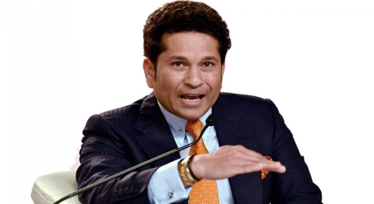 Sony Pictures Networks announced Sachin Tendulkar as SPN's Ambassador for Sports