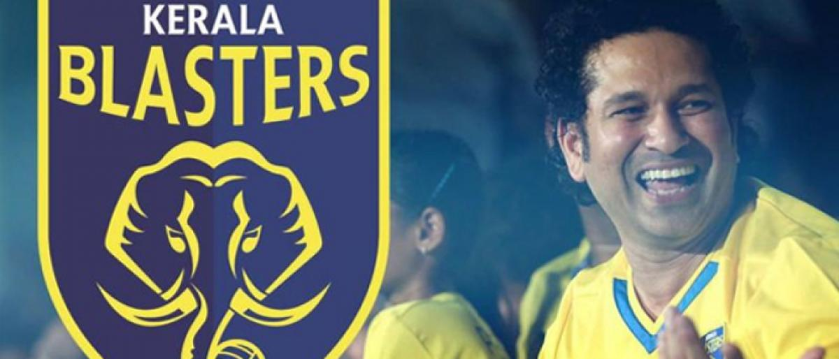 Sachin parts ways with Blasters
