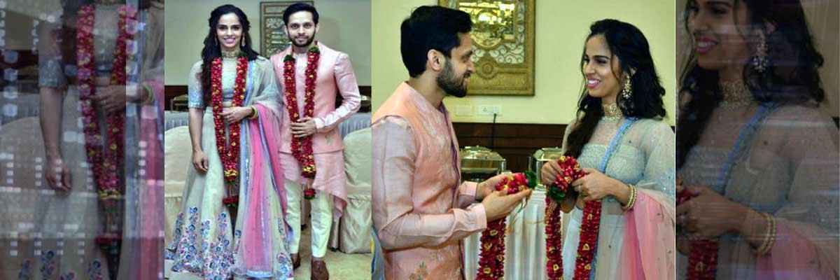 Best Match Of Life – Saina Nehwal Weds Parupalli Kashyap