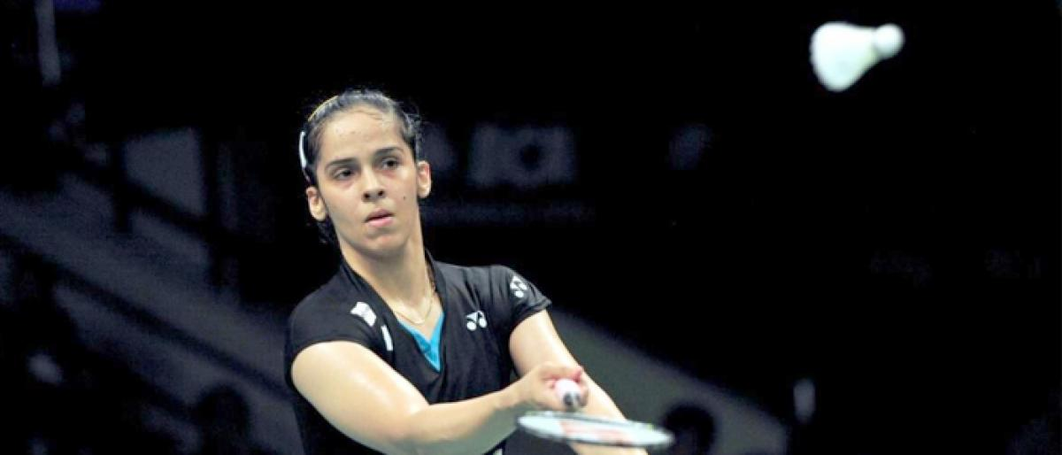 Shuttler Saina loses in Denmark Open final