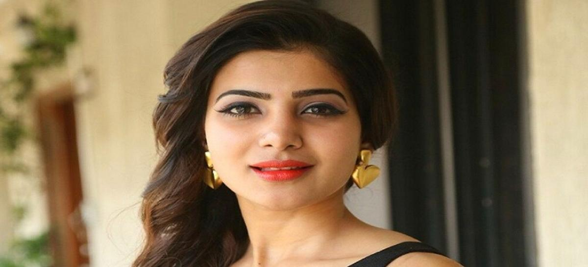 Samantha ventures into new business
