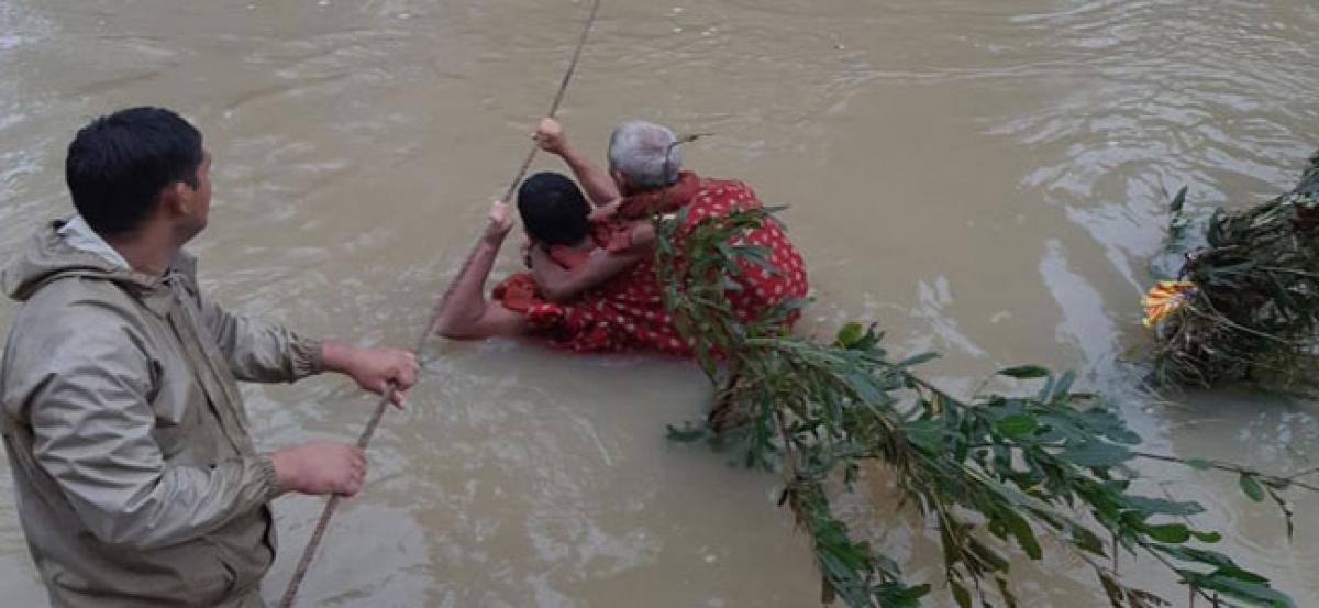 Odisha: Burla gets highest rainfall, breaks 36-yr record