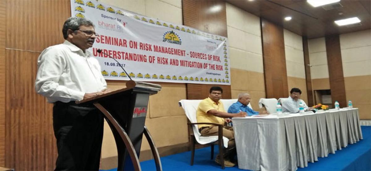 Sambasiva Rao elected as chairman of ACF