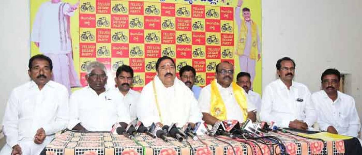 TDP seeks State's intervention