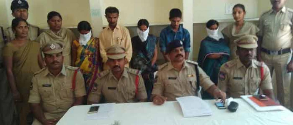 Dharma Naik murder: Wife among 5 arrested
