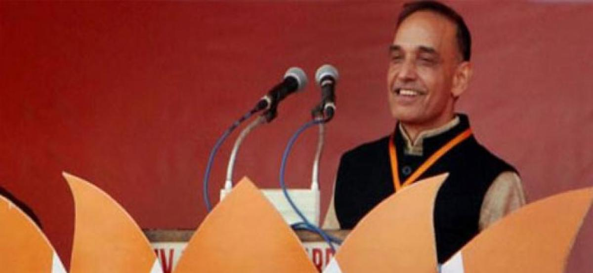 In 10 to 20 yrs, Darwin will be proven wrong, predicts minister Satyapal Singh