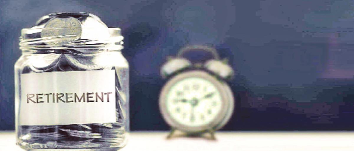 Financial planning key for better retirement life