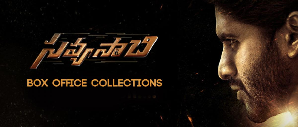 Savyasachi First Week Box Office Collections Report