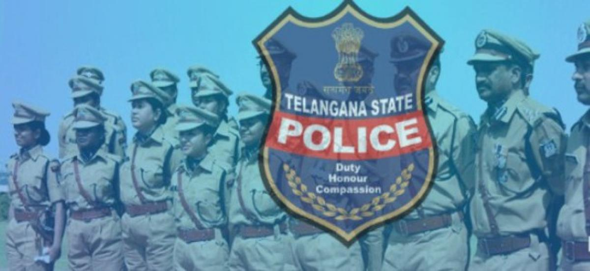 Telangana police recruitment 2018 prelims hall ticket released