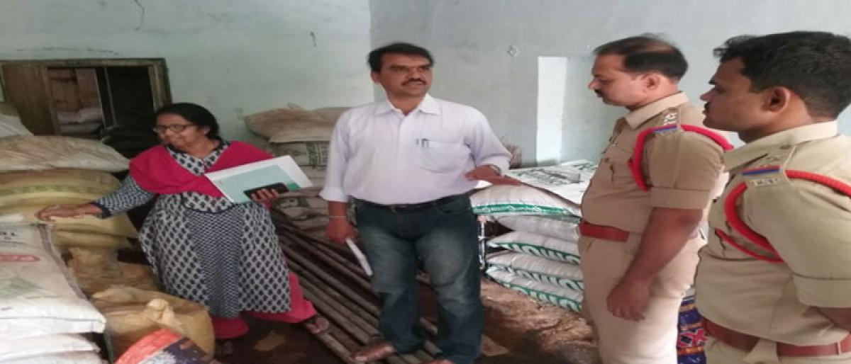 Seed shops raided; erring seed sellers warned of action