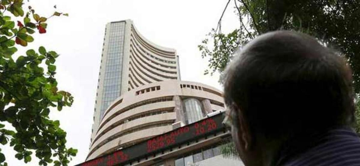 Sensex plummets 316 points to 32,832.94, Nifty at 10,121.80