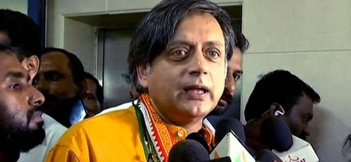 SC upheld values of equality, says Tharoor on Section 377 verdict