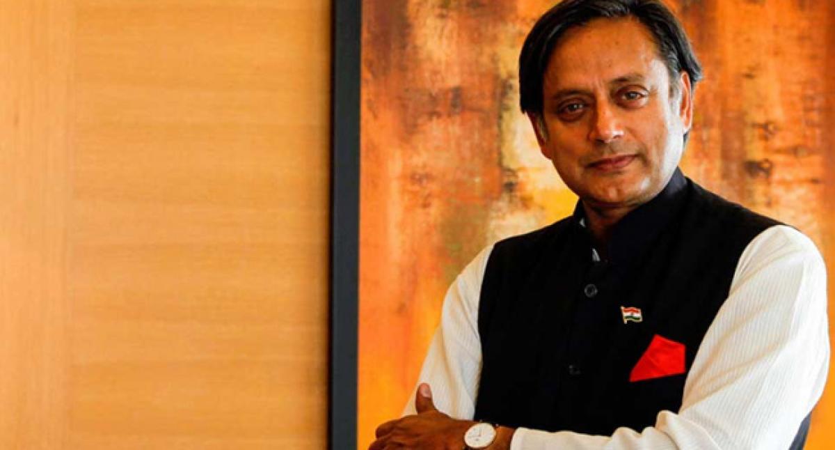 Congress leader Shashi Tharoor slammed by BJP, says Congress speaking Pakistan's language