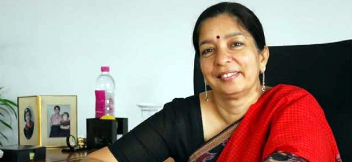 Axis Bank CEO Shikha Sharma gets 7.8% hike in basic pay