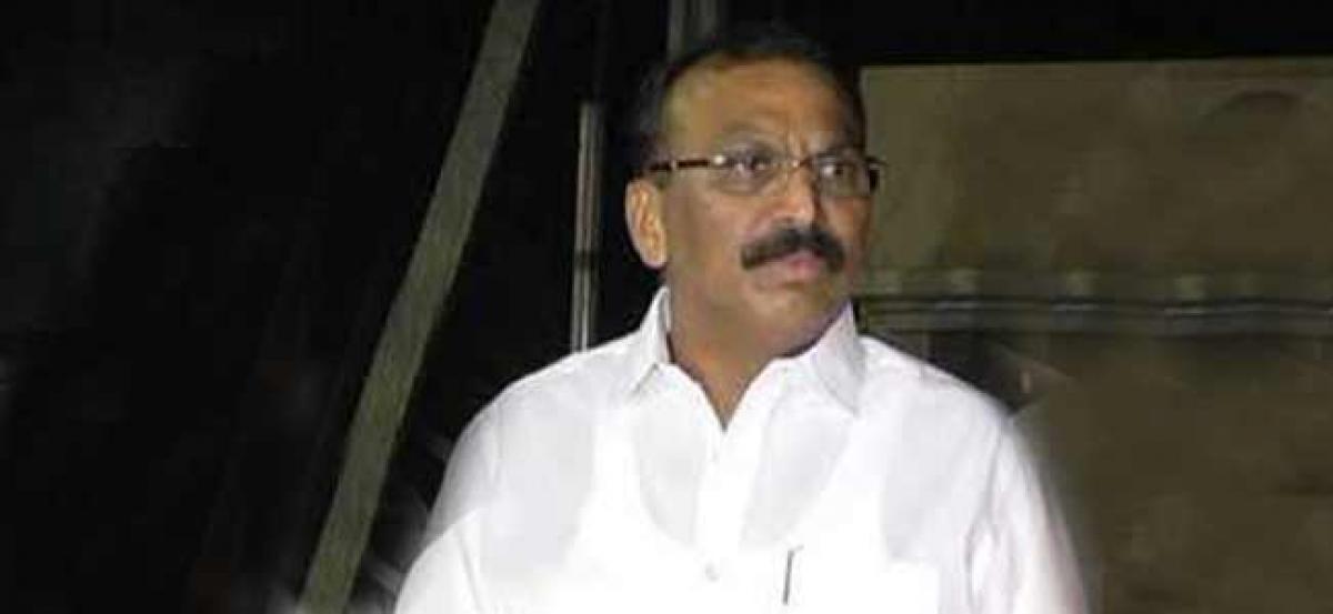 Rayalaseema YSRCP Leader Warns AP Minister