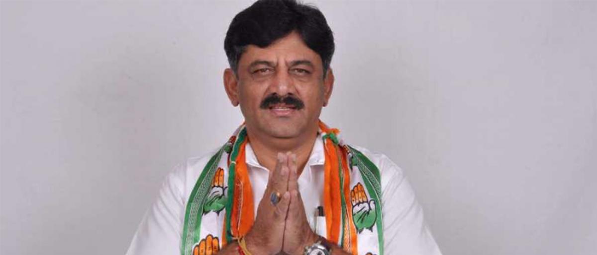 Congress lost Karnataka poll on minority tag to Lingayats: Minister shivakumar