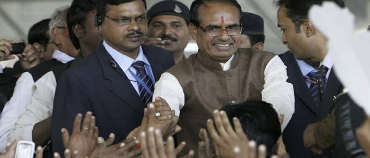 CBI gives clean chit to Shivraj