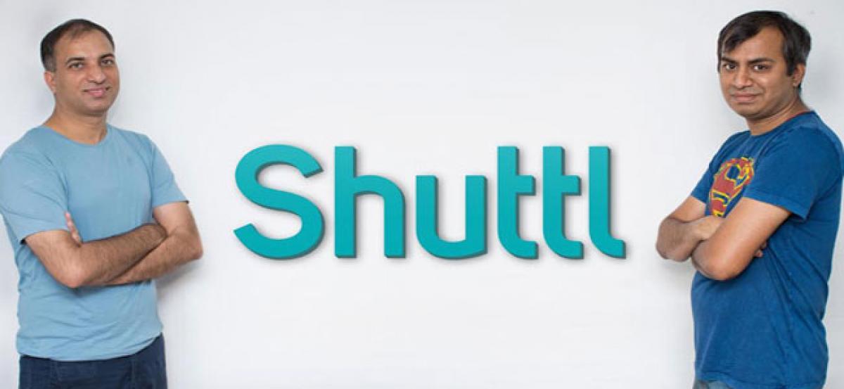 Shuttl raises USD 11 Mn In Series B financing round